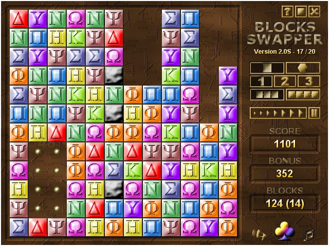 Blocks Swapper